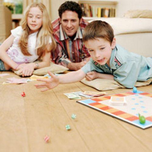 O seara de jocuri in familie