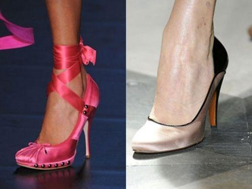 Pantofi la moda in sezonul toamna-iarna 2011/2012