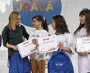 Peste 2000 de copii au sarbatorit impreuna a 10-a editie a Arenelor de Joaca