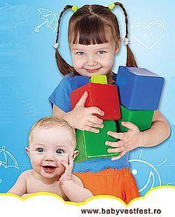 Baby Vest Fest, targ pentru copii si parinti