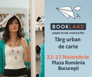 Caravana BookLand – destinatia Plaza Romania!