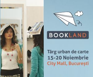 Caravana BookLand – noutati in City Mall, Bucuresti