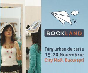 Caravana BookLand – noutati in City Mall, Bucuresti