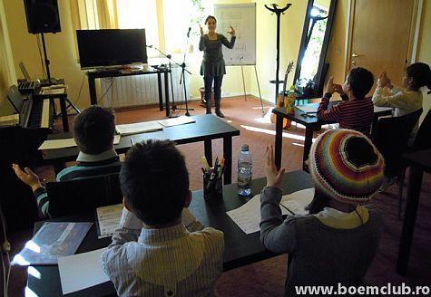 Cursuri de muzica pentru copii in zona vest a Bucurestiului