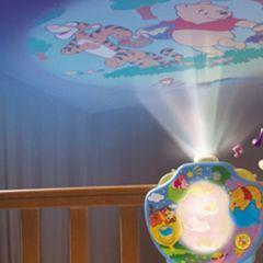 Lampi de veghe pentru bebelusi