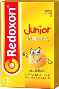 Importanta vitaminei C pentru copii, vara