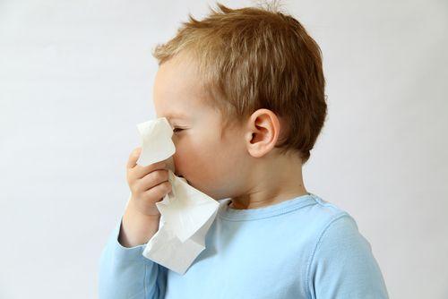 Alergia la ou la copii