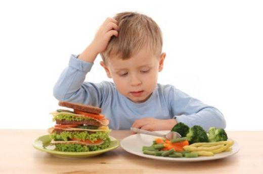 Cum ajuti copilul sa slabeasca?
