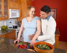 8 alimente esentiale in sarcina