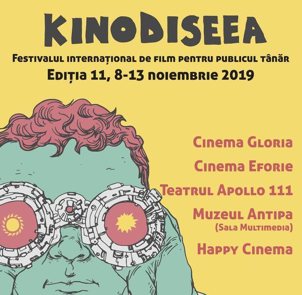 Festivalul International de film KINOdiseea, editia XI aduce la Bucuresti cele mai premiate filme ale anului