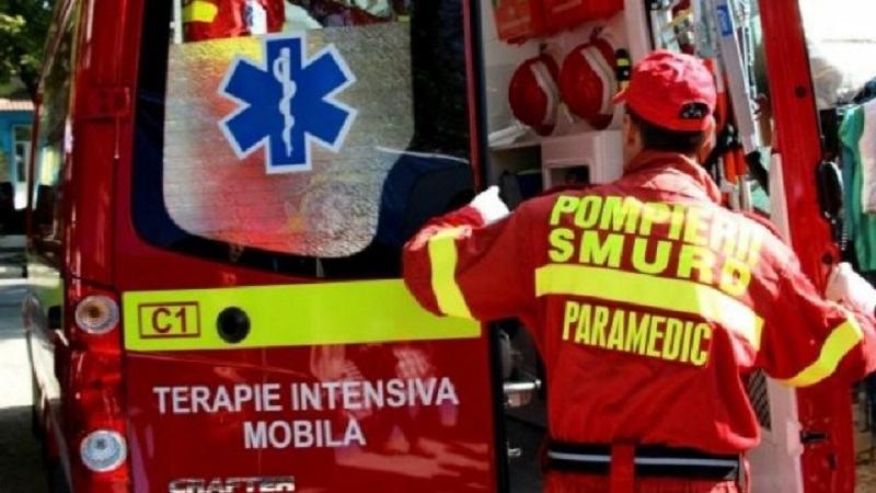 Elevi evacuati dintr-o scoala din Bucuresti! Copiii au inhalat un gaz toxic. 6 au ajuns la spital