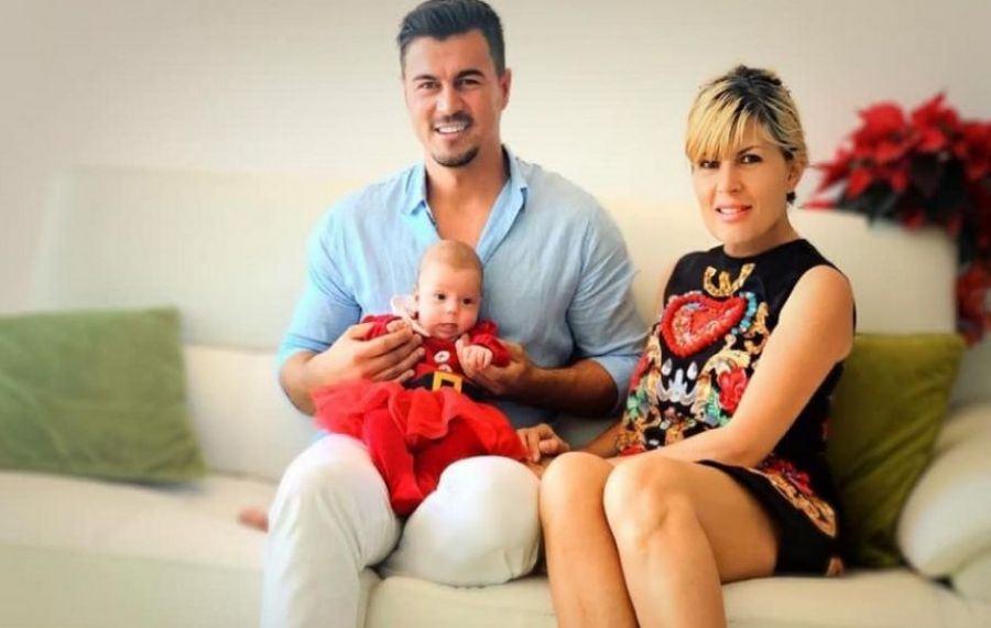 Cum arata fetita Elenei Udrea la aproape 2 ani! Care a fost primul ei cuvant