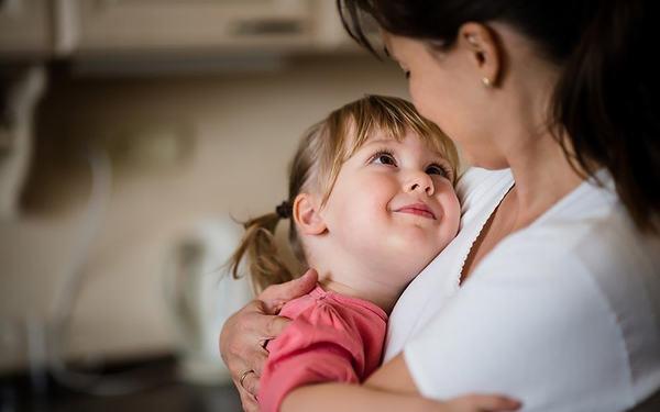 Sa fii mama inseamna sa inveti ca dragostea este infinita