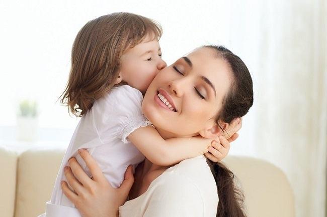 Copilul tau te-a ales sa-i fii mama! Ce ii scrie o mama micutului sau