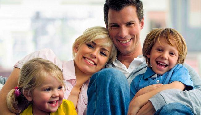 Parintii cu doi copii isi pierd mintile, confirma un studiu