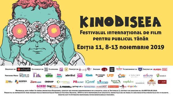 Incepe cea de-a XI-a editie KINOdiseea, la Bucuresti