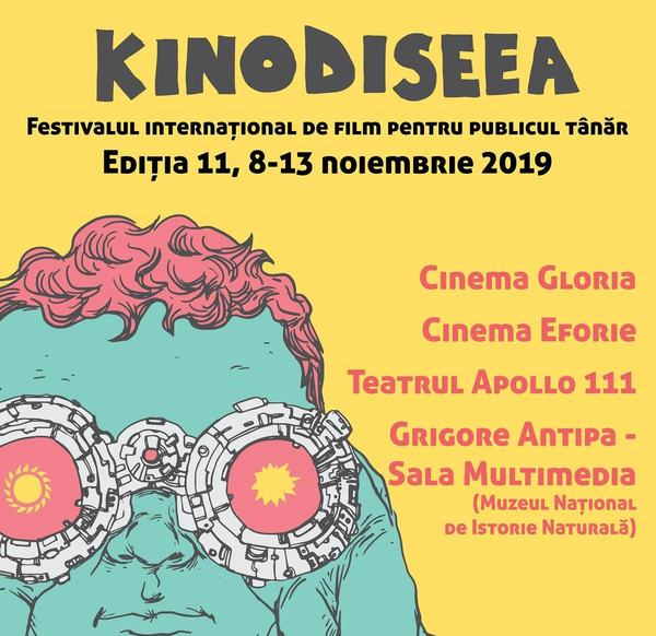Cele mai bune filme pentru publicul tanar, in premiera la Festivalul International de film KINOdiseea