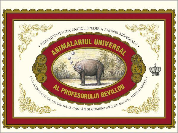 Animalariul universal al profesorului Revillod