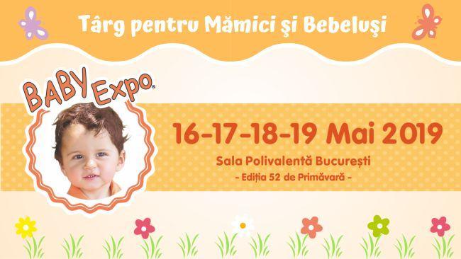 BABY EXPO - Cel mai Cool eveniment dedicat viitoarelor Mamici si Parintilor cu Copii cu varste intre 0-5 ani
