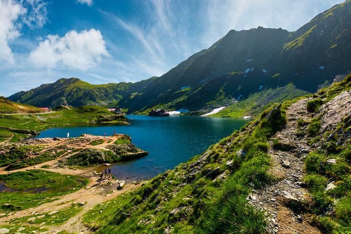 Balea-Lac-Romania