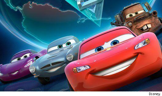 Petrece Ziua Copilului in compania personajelor Cars 2