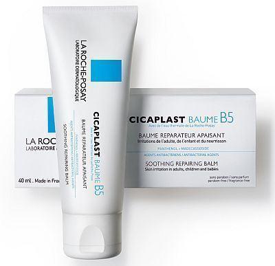 Cicaplast Balsam B5, un must-have pentru pielea iritata a bebelusului tau