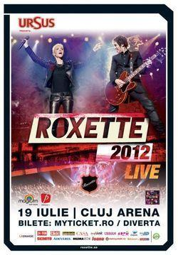 Concert Roxette la Cluj Arena