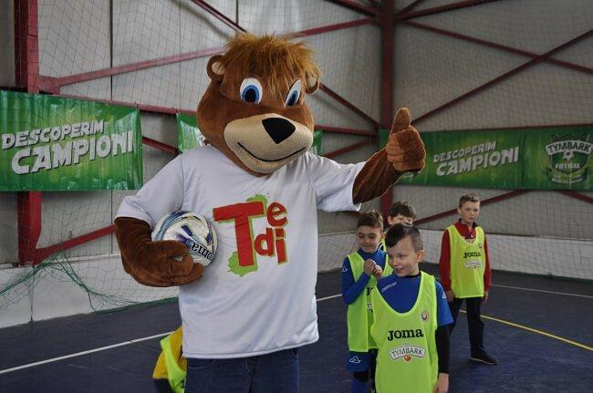 Cupa Tymbark Junior: Elevii se intrec din nou in cea mai mare competitie dedicata micilor fotbalisti