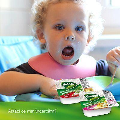 Diversificarea alimentatiei la cei mici