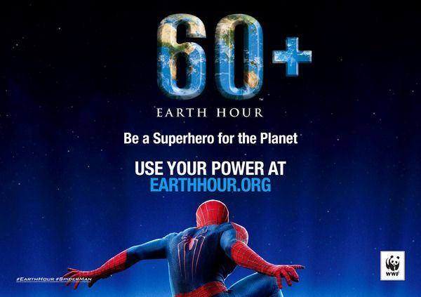Earth_Hour_Spiderman
