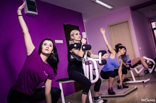 program fitness incepatori femei