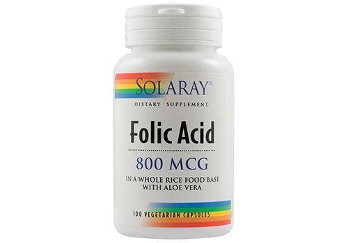 Ce beneficii iti aduce acidul folic?