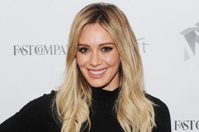 Hilary Duff si-a consumat placenta dupa nasterea fetitei sale