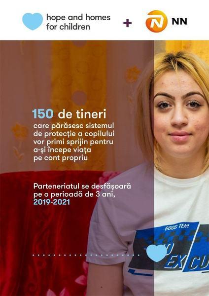150 de tineri care parasesc sistemul de protectie a copilului vor primi sprijin pentru a se integra social