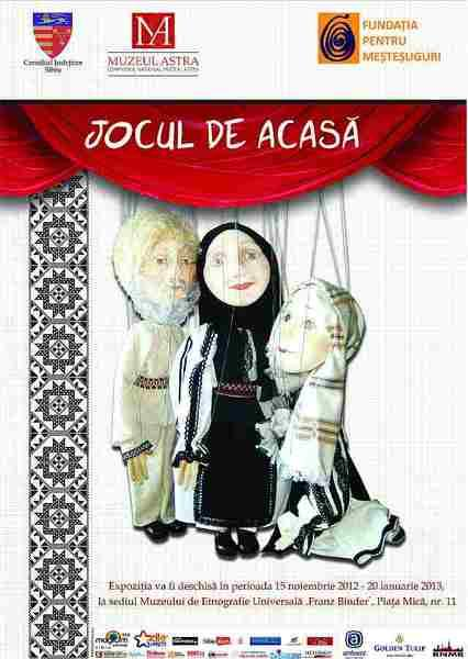 Expozitia Jocul de Acasa, Complexul National Muzeal Astra din Sibiu