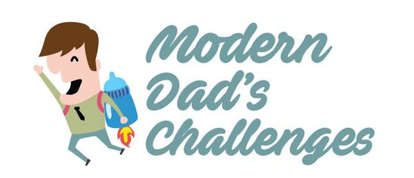 Tatii si viitorii tatici merg la Modern Dad's Challenges