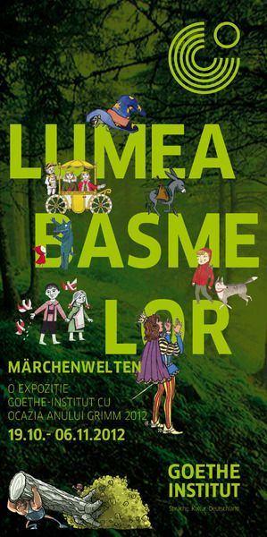 Expozitia Lumea Basmelor / Marchenwelten, Biblioteca Nationala Bucuresti