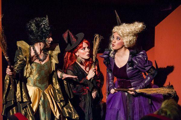 Magia Copilariei, la Teatrul Excelsior