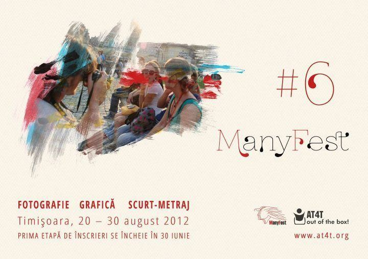 ManyFest Editia a VI-a, 2012, Timisoara