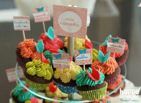 Dulciuri si cadouri delicioase pentru petrecerea de botez