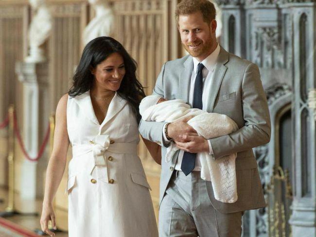 Meghan Markle, reguli stricte in privinta bebelusului