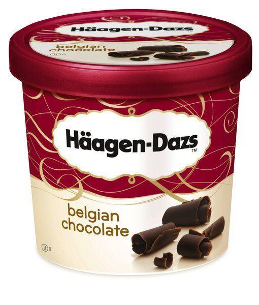 HAAGEN-DAZS: o inghetata cu gust perfect si look sofisticat!