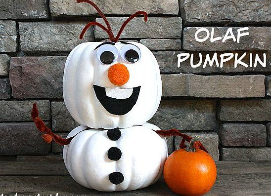 Olaf_Pumpkin