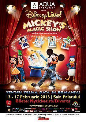 Poster--Mickey-Magic-Show