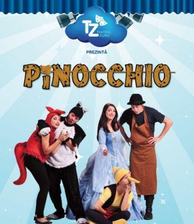Pinocchio si Zurli