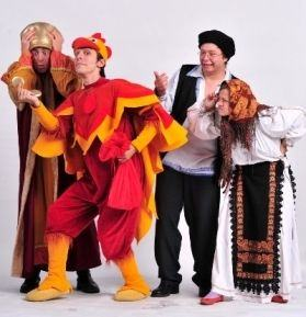 Teatrul Zurli va invita la super spectacole!
