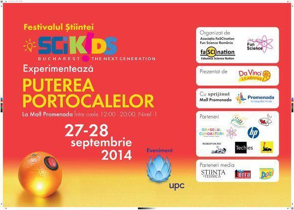 SciK!DS Festivalul Stiintei