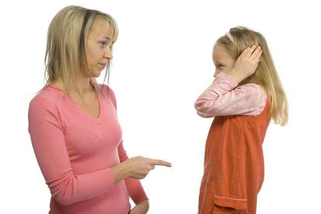 Cand NU chiar inseamna NU. Cum arati copilului ca vorbesti serios