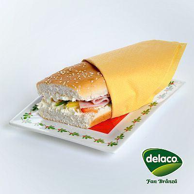 Sandwich colorat pentru cei mici