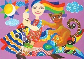 Scoala de vara: Primii pasi in arta pentru copii (4 - 6 ani) (4 - 8 August)